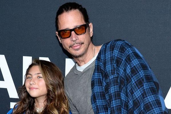Így énekelte lányával Chris Cornell a híres 'Nothing Compares 2 U' slágert!