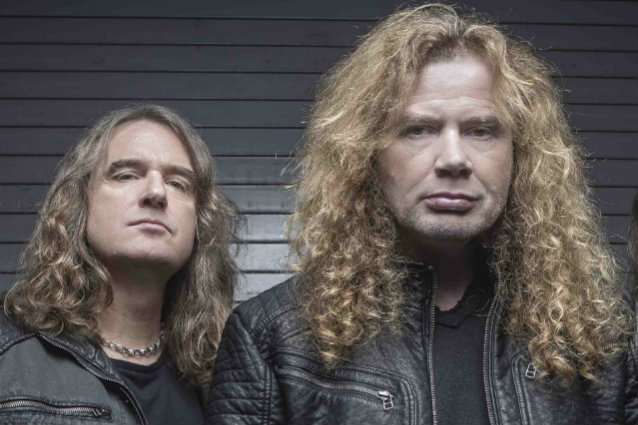 Megadeth - Így ismerte meg David Ellefson Dave Mustaine-t ...