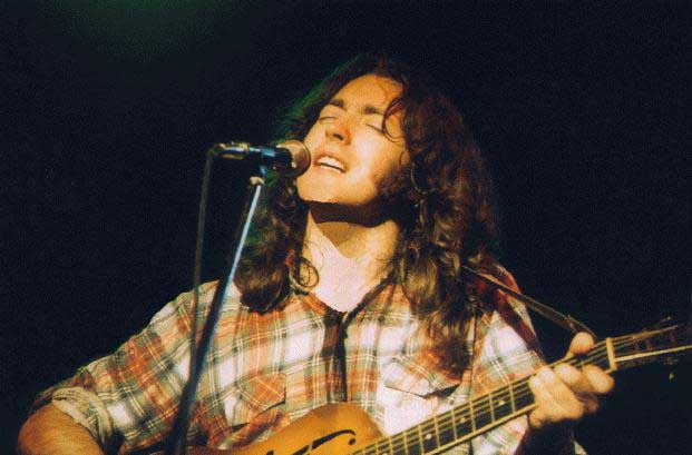 Rory Gallagher - Chequered Shirt Wizzard