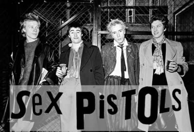 Sex Pistols God Save The Queen.