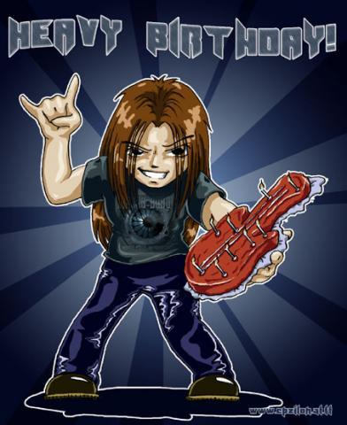 boldog születésnapot rock Boldog születésnapot Glenn Tipton, Chad Smith és Matthias Jabs  boldog születésnapot rock